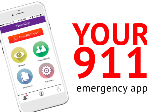 "Free ""YOUR 911"" Emergency App"