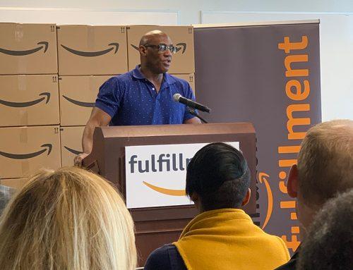 Amazon Donates $20,000 to Warrensville City Schools!