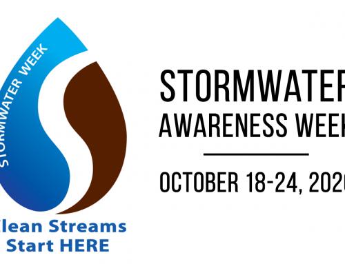 Stormwater Awareness Week Oct. 18-24